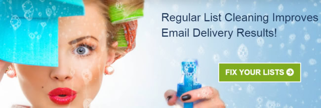 Email List Cleaning and Repair - FixMyList.com